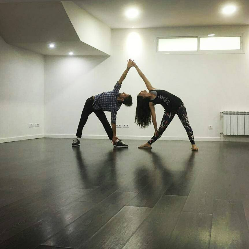 Mi #FF de hoy: Rocket Yoga Madrid – Laura Tejerina