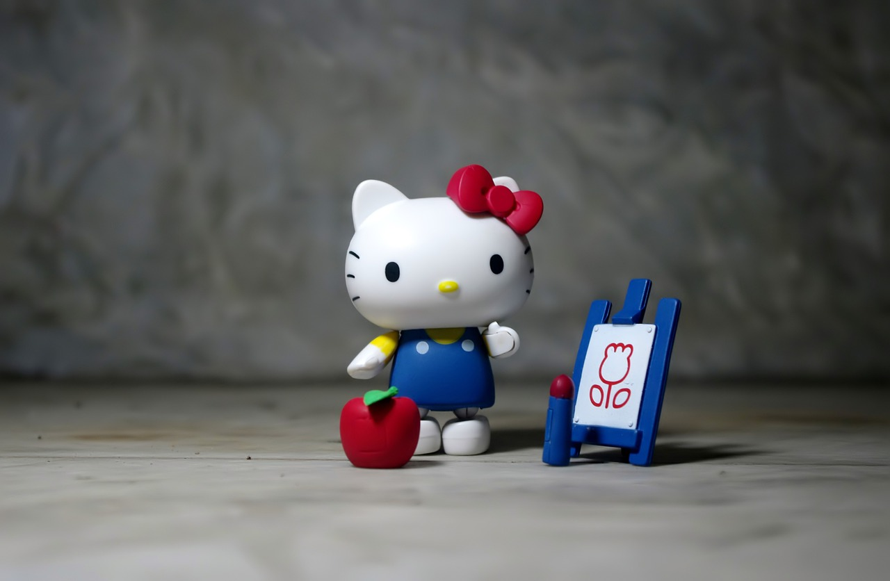 Peluches y merchandising: el caso de Kenshin y Hello Kitty – Laura Tejerina