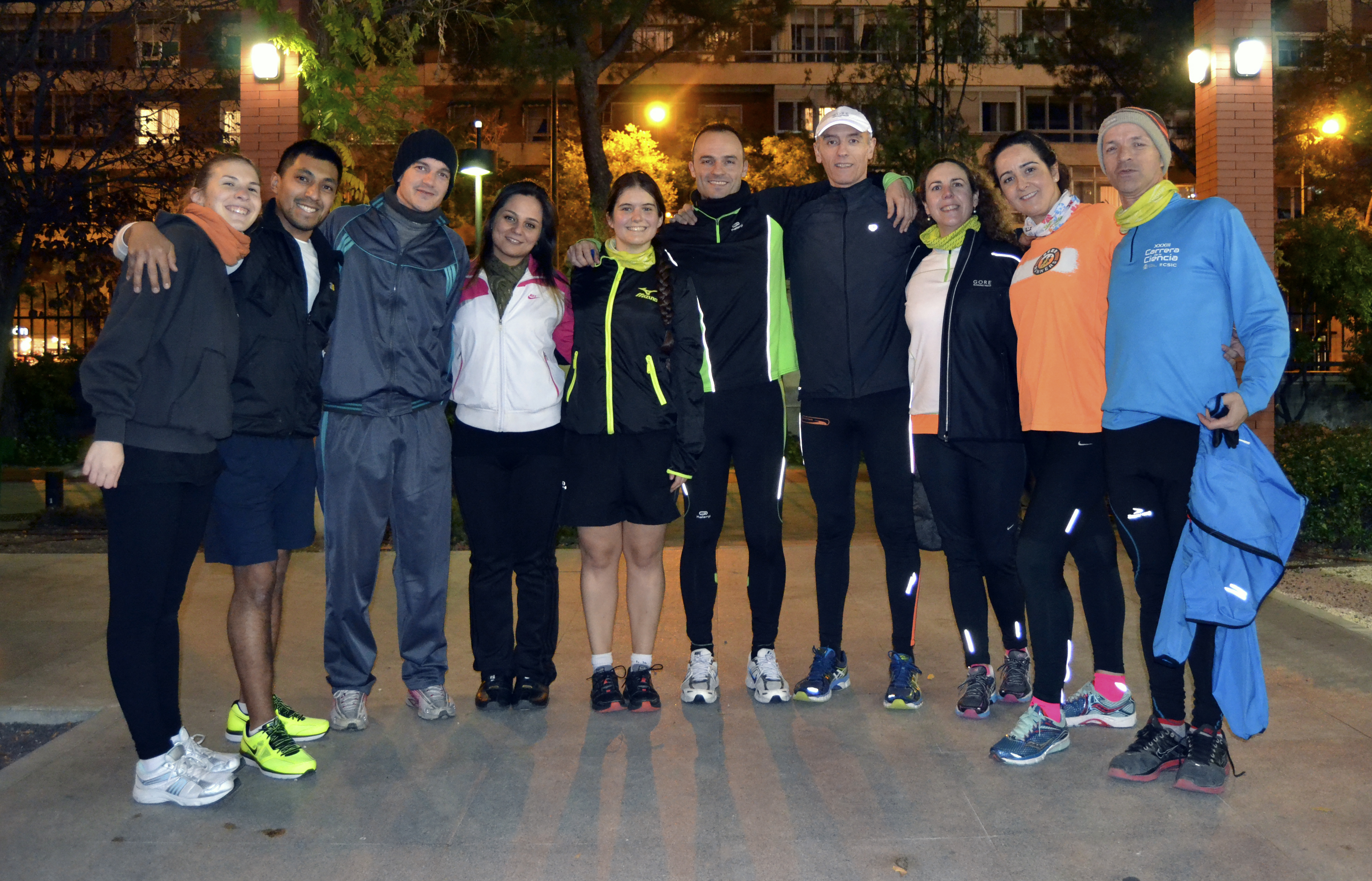 Running + Pilates Madrid