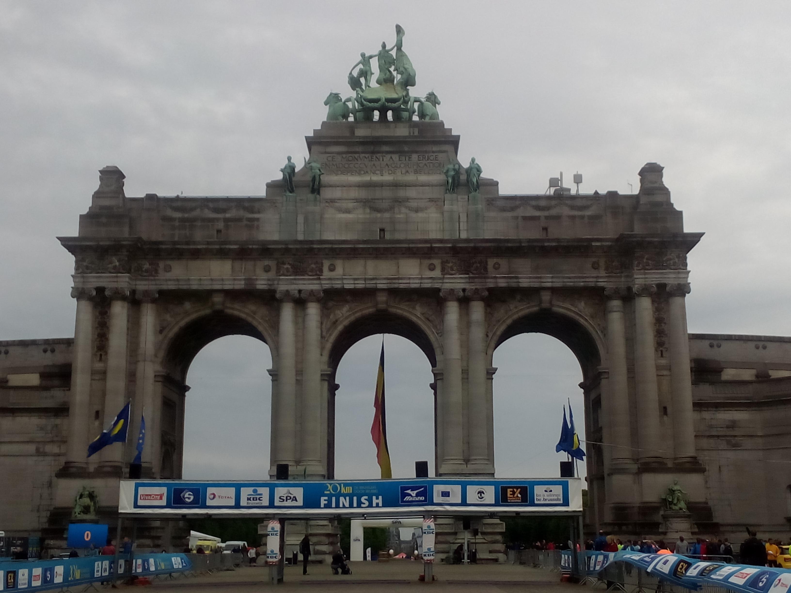 20k Bruselas 2015 – Experiencias – Laura Tejerina