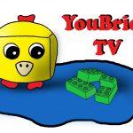 youbrick tv youtube lego laura tejerina
