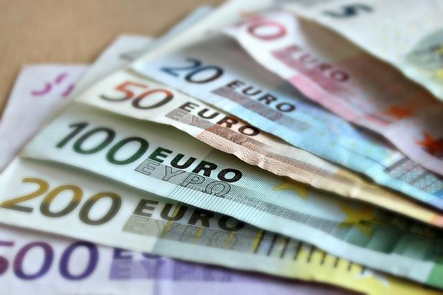 dinero salario autónomo