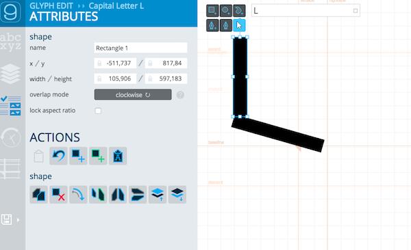 Glyphr Studio, crea tus propias tipografías online – Laura Tejerina