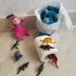 Dinovember, el mes de los dinosaurios traviesos – Laura Tejerina