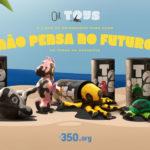 Oil Toys, peluches contra los derrames de petróleo en el mar – Laura Tejerina