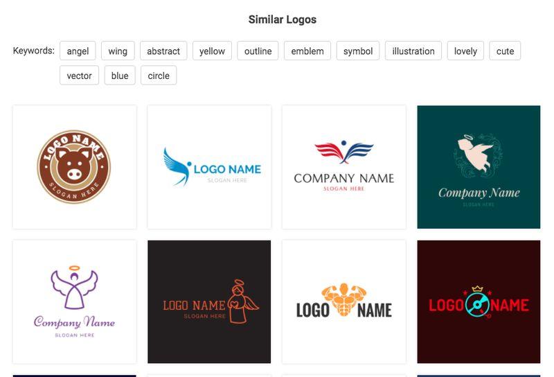 designevo logos similares