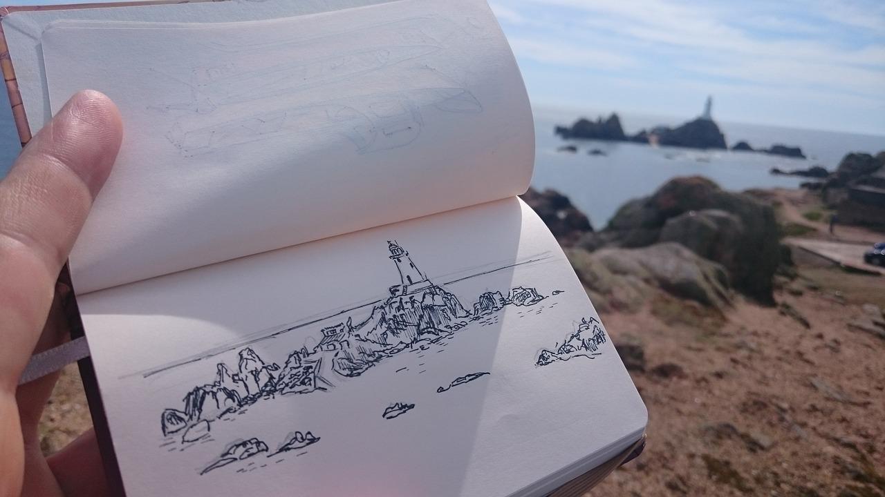 The Sketchbook Project, tus dibujos en una galería de arte – Laura Tejerina