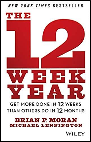 año de 12 semanas libro
