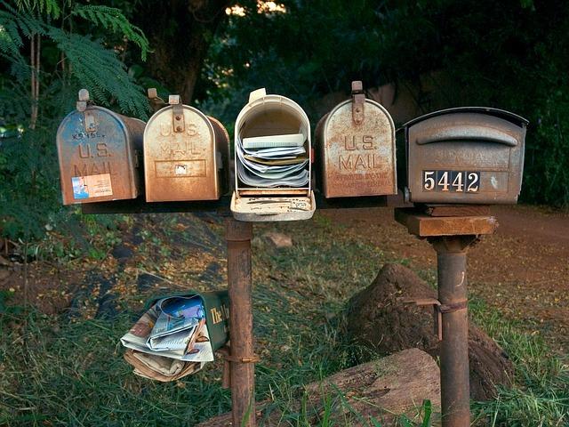 correo tradicional correspondencia