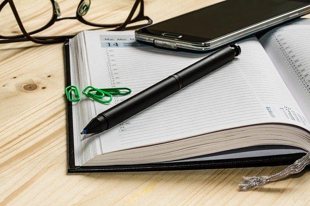 año de 12 semanas organización agenda