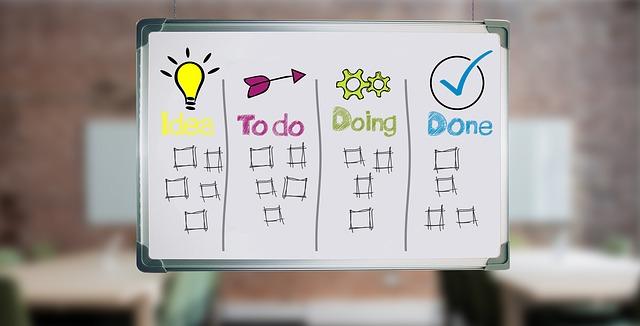 año de 12 semanas tareas y objetivos